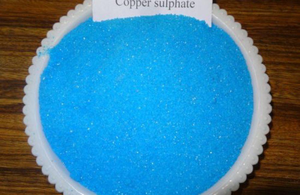 Copper-Sulphate