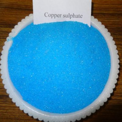 Copper-Sulphate